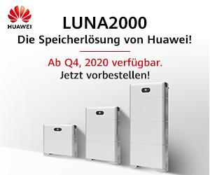 Speicherlösung Huawei Luna2000