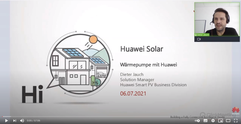 [Webinar] Huawei und Wärmepumpen – YouTube – www.youtube.com