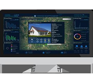 Smart PV Management System